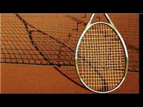 Tennis Lessons Parts Of A Tennis Racket Youtube