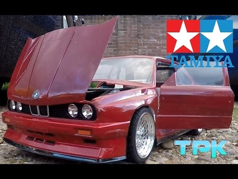 tamiya bmw e30 m3 build video 2016 youtube. Black Bedroom Furniture Sets. Home Design Ideas