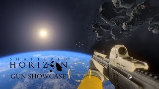 Shattered Horizon - Gun Showcase