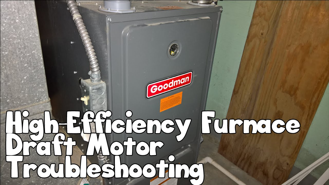 He furnace draft motor troubleshooting youtube sciox Gallery