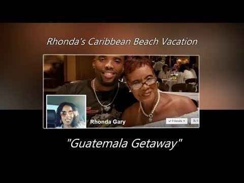 "Rhonda's Western Caribbean Cruise 2017 - ""Guatemala Getaway"""