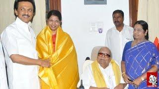Kanimozhi Celebrated Her 47th Birthday