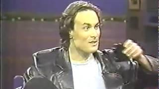 Rare Brandon Lee Interview 1992