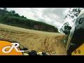 Quadriciclo CANAM DS250 acelerando