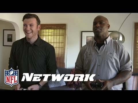 Ricky Williams puts his Madden skills to the test | NFL Network