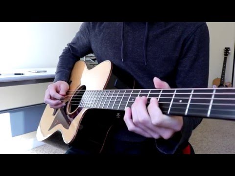 Shiver - Lucy Rose (Acoustic guitar cover)