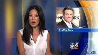 Sharon Tay 2015/09/07 CBS2 Los Angeles HD