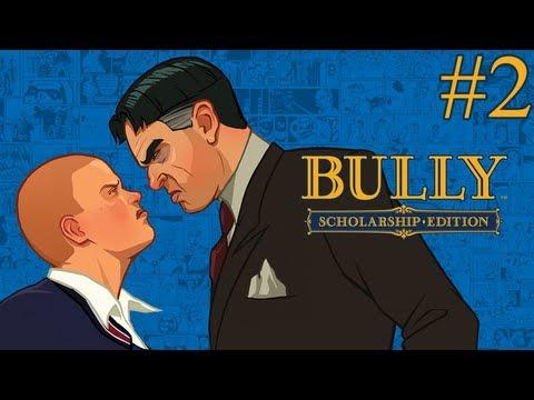 Bully: Scholarship Edition - Hırhığz Jimmy ve Her Şeyi Yiyen Kız - Bölüm 2