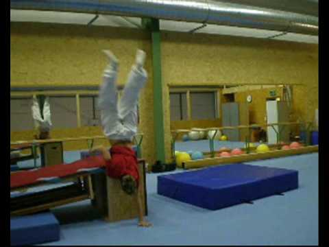 Parkour Team Basel Gym-Jam 08/09