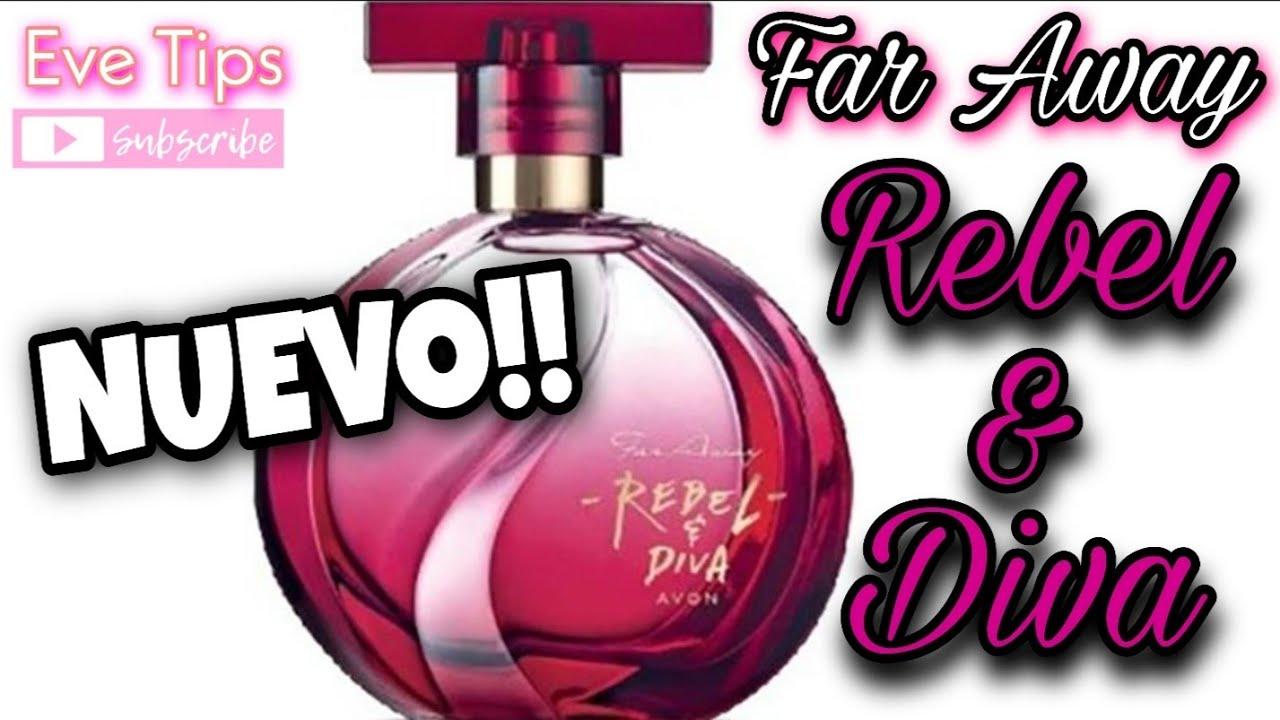 FAR AWAY REBEL AND DIVA AVON/ABRIENDO PERFUMES VALE LA PENA??/ EVE TIPS