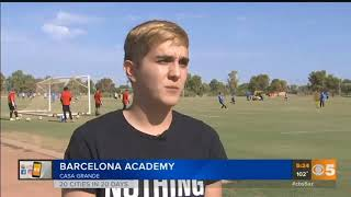 Https://barcaresidencyacademyusa.com/ https://www.facebook.com/barcaacademyaz/ https://twitter.com/barcaacademyaz barca academy is a brand-new partnership be...