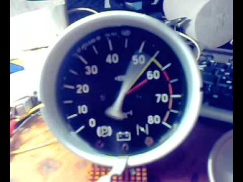 ТХ-193, скачок 1000об/мин без сглаживания