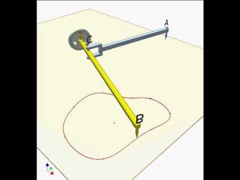 Polar Planimeter 1
