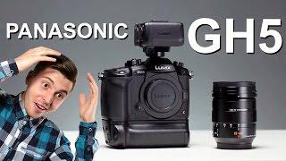 видео Panasonic Lumix DC-GH5S Первые впечатления Обзор