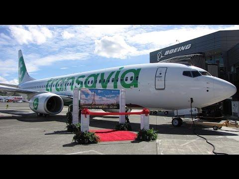 [Flight Report] TRANSAVIA | Boeing Field ✈ Keflavik ✈ Paris | Boeing 737-800 | Economy