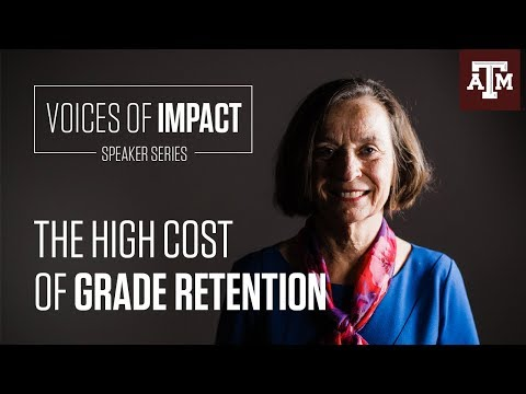 Is Grade Retention Suitable for Your Son Or Daughter