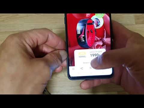 Samsung Gear Fit2 Pro обзор мошеннического сайта