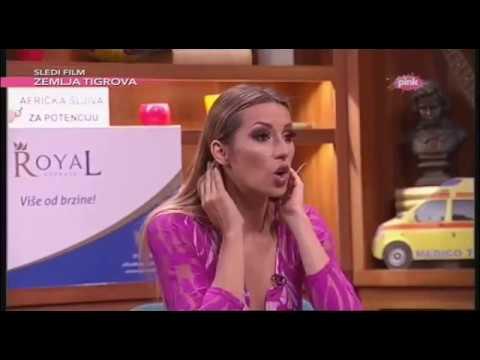 Rada Manojlovic & Haris Berkovic - Muzicka opstrukcija - Ami G Show - (TV Pink 25.07.2017.)