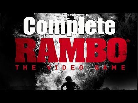 RAMBO The Video Game Complete Walkthrough thumbnail