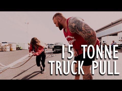 Dan Joyce - Watch The Mountains Wife Pull A Truck