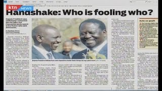 Secret talks: Raila and Ruto square off again