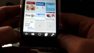 Opera Mini web browser for the iPhone and iPod touch