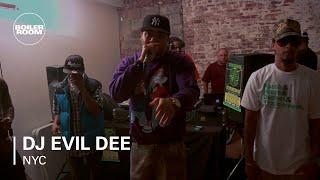 DJ Evil Dee cypher feat. Talib Kweli, Buckshot, Joey Bada$$ & more - Boiler Room NY Rap Life