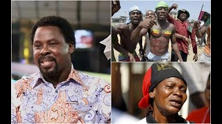 TB Joshua prophecy on Biafra: have his words already come true?