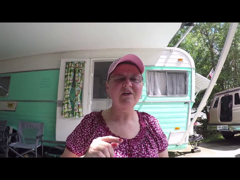 RV life - Annual Park Pass