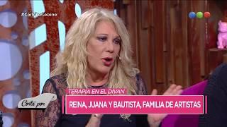 ¡Mito o realidad con Reina Reech y su familia! - Cortá por Lozano