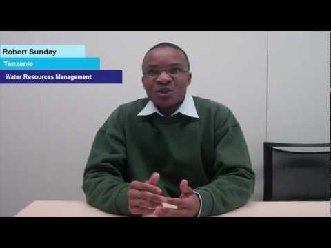 UNESCO-IHE students' view on Water Cooperation Part 1