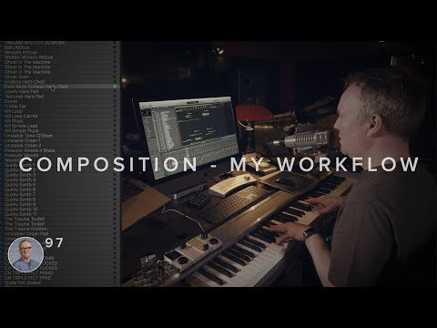 #97 My Workflow (and more FREE SAMPLES!!)