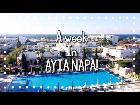 A Week In Cyprus! // Vlog