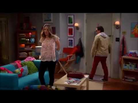 The Big Bang Theory Leonard Proposes To Penny Youtube