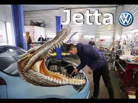 Все правильно сделал: ТО Volkswagen Jetta (замена масла, фильтров, диагностика ходовой)