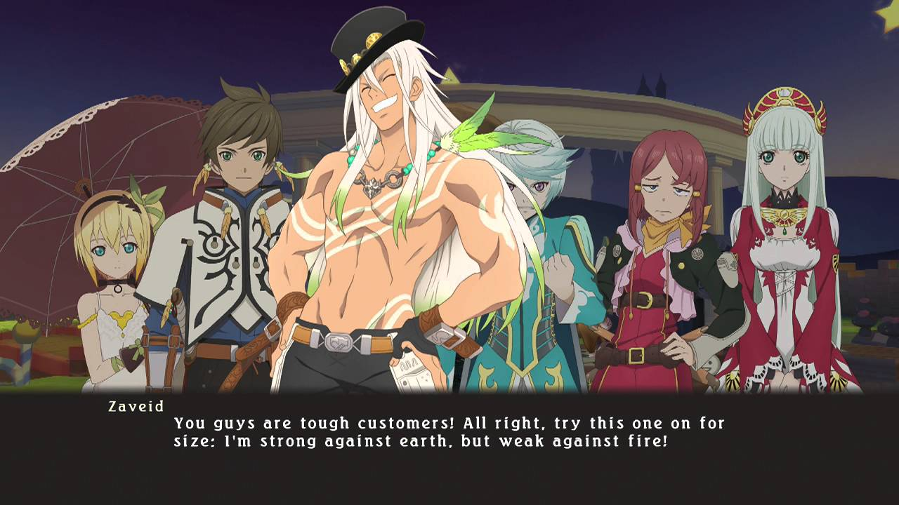 Tales Of Zestiria Zaveid Just Wants To Fit In - Youtube-4263
