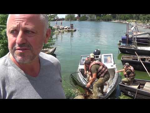 город Никополь : Как работает Рыбоохранный патруль