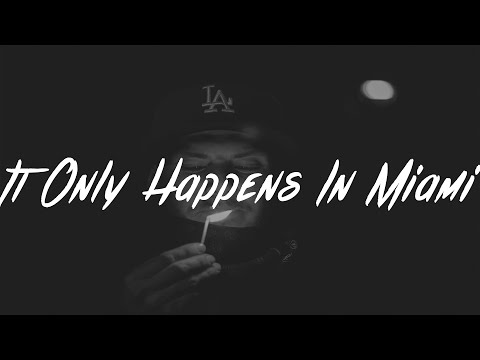 Stevie J - It Only Happens In Miami (feat. Young Dolph, Zoey Dollaz, Trick Daddy)