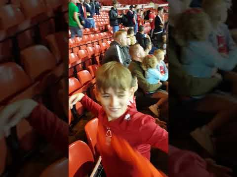 CARABAO CUP ROUND 1 Nottingham forest vs Bury Penalty 109