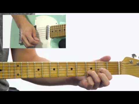 50 Blues Rhythms - #41 - Guitar Lesson - Corey Congilio
