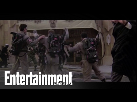 Ghostbusters' Tour of NYC with Ernie Hudson