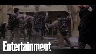 Ghostbusters' Tour Of Nyc With Ernie Hudson   Entertainment Weekly