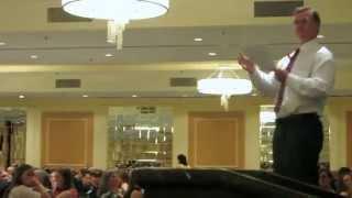 Tim Collins, president, EBSCO Publishing addresses 2013 Honor Scholars Dinner Part 1