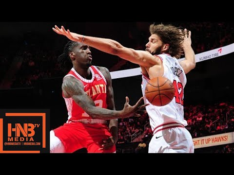 Chicago Bulls vs Atlanta Hawks Full Game Highlights / Jan 20 / 2017-18 NBA Season