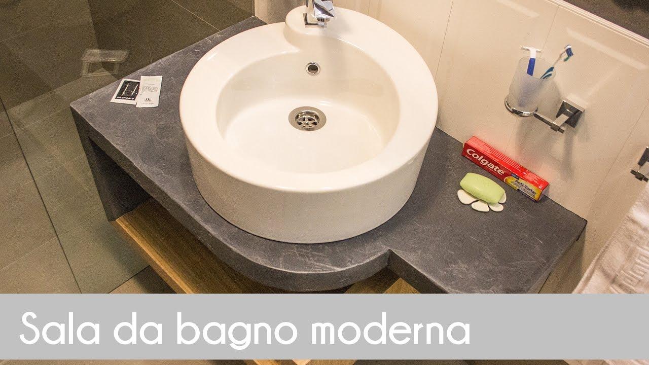 Sala Da Bagno Moderna : Sala da bagno moderna youtube