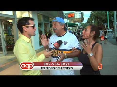 AQP: que opinan los argentinos de Miami sobre la victoria de Macri