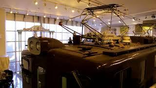 東武博物館 ED5015号電気機関車