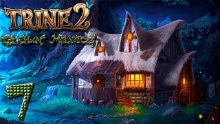 Trine 2: Goblin Menace прохождение на геймпаде часть 7 Воздушная тюрьма