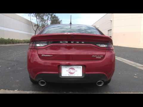 2013-2015 Dodge Dart Exhaust Dual Kit Magnaflow 15181 Stainless Steel