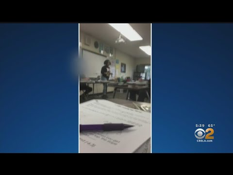 Andi and Kenny  - Mother Confronts Class Filled with 8th Grade Students Over Bullied Daughter